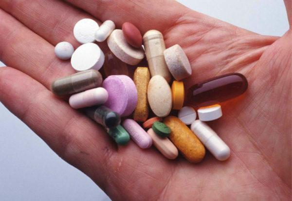 Таблетки от пищевого отравления