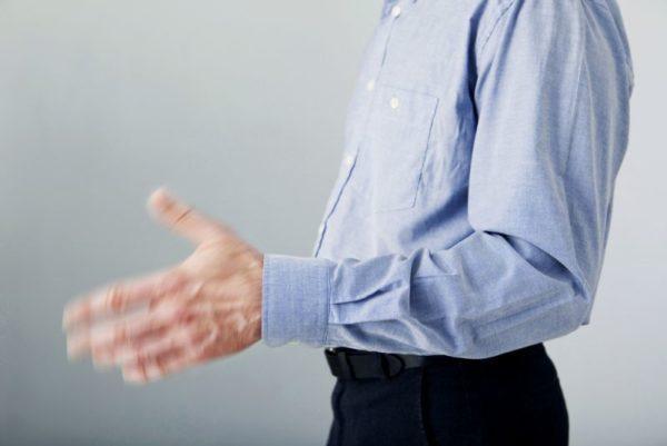 Тремор рук при поражениях ЦНС