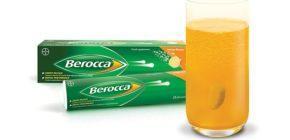 Витамины для мозга Berocca, 1 таблетка