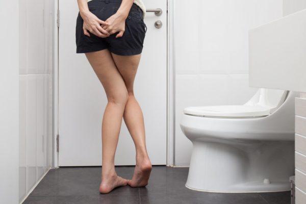 Самый наглядный симптом - внезапная диарея