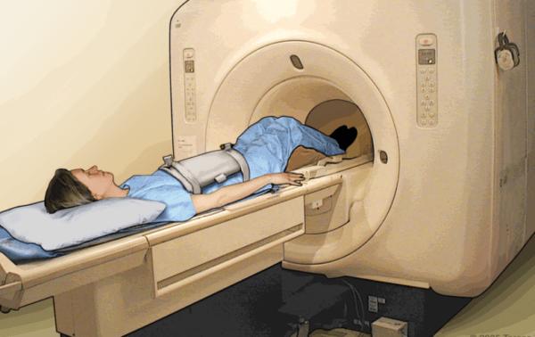 МРТ назначают при гастрите и язве желудка