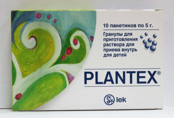 «Плантекс» представляет собой аналог укропной воды.