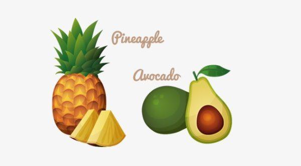 Если вы не уверены, что хорошо переносите, например, ананас или авокадо, замените их на иные растительные продукты, не способствующие образованию газов в вашем животе