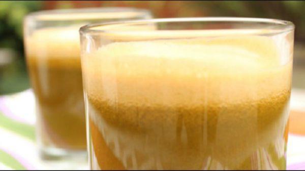 Картофельный сок — отличный помощник при гастрите c повышенной кислотностью