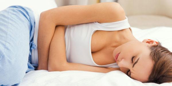При дисменорее часто возникает тяжесть в нижней части живота