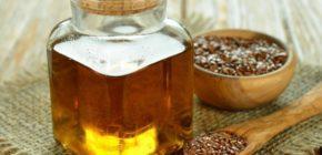 Льняное семя способствует заживлению язв и оказывает антисклеротическое действие