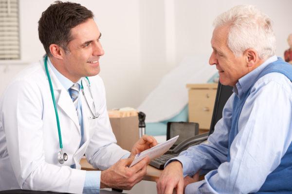 При обнаружении первых признаков следует обратиться к специализированному врачу