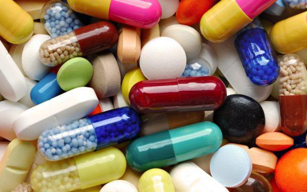 Таблетки от кишечной инфекции