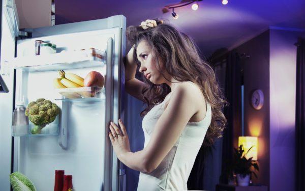 Не кушать перед сном