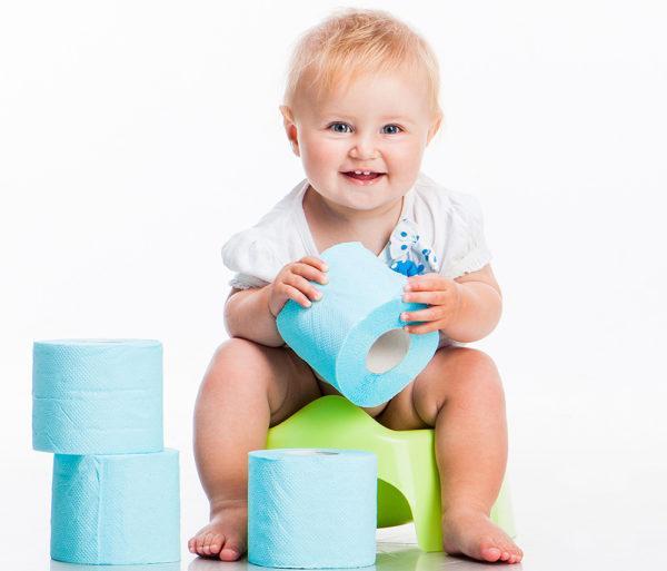 Частый стул у ребенка, но не понос
