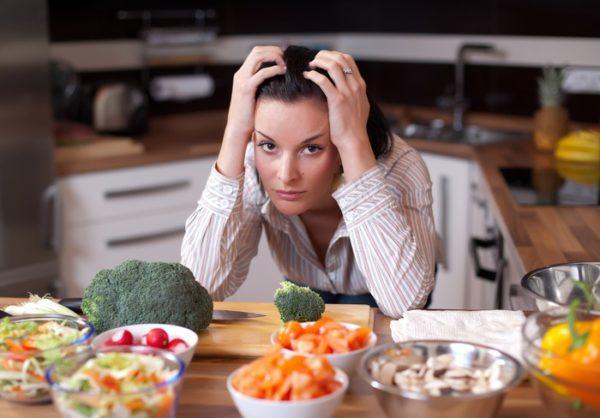 Есть немало причин потери аппетита