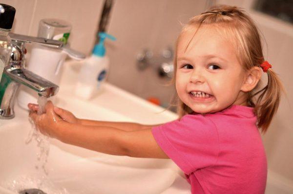 Гигиена – залог здоровья и прекрасная профилактика заболеваний