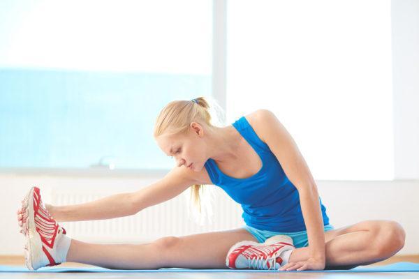 Гимнастика и лечебная физкультура – самые действенные способы «запустить» желудок в домашних условиях