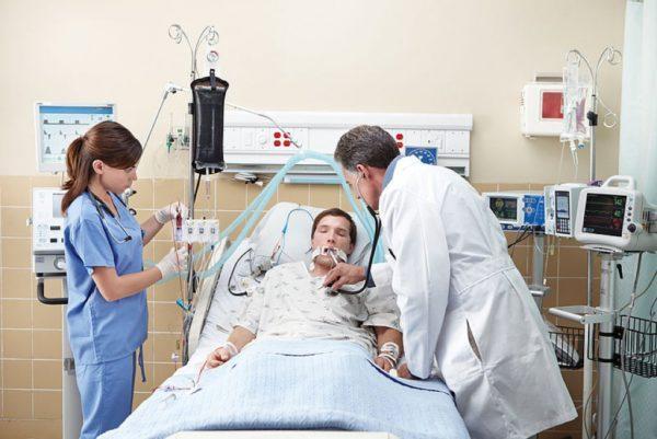 Инфузионная терапия после хирургической операции