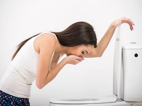 Воспаление аппендикса часто сопровождается рвотой