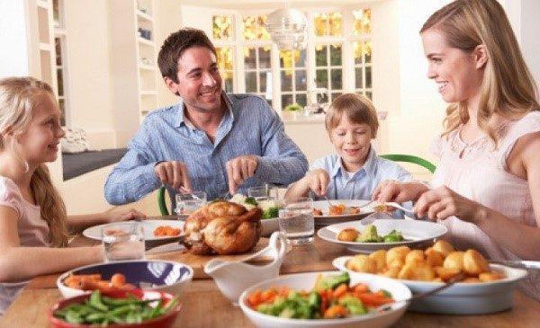 Кишечная чувствительность может передаваться от родителей к детям, позаботьтесь о питании своей семьи