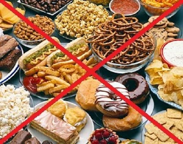 Одна из главных причин возникновения камней в желчном пузыре - неправильное питание