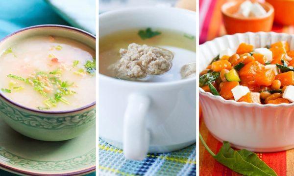 Овощи и отварное мясо – основа диеты для больных панкреатитом