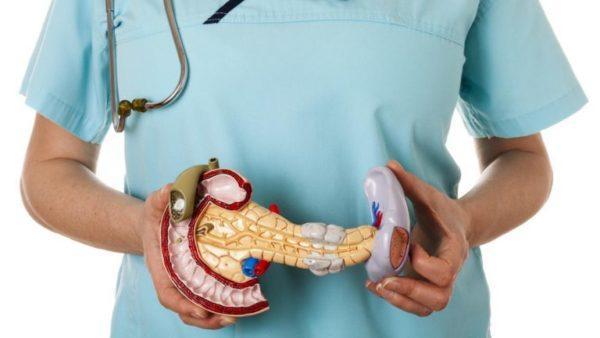 Первой диагностической мерой при панкреатите является пальпация