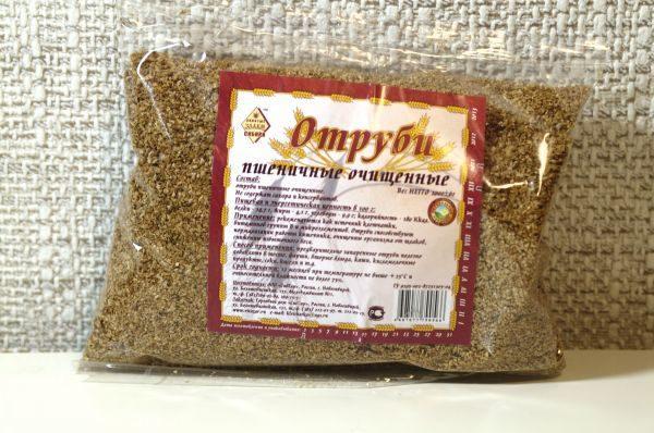 Пшеничные отруби