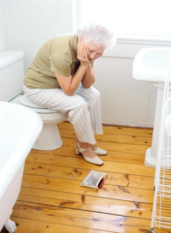 Слабительное для пожилых людей для ежедневного применения