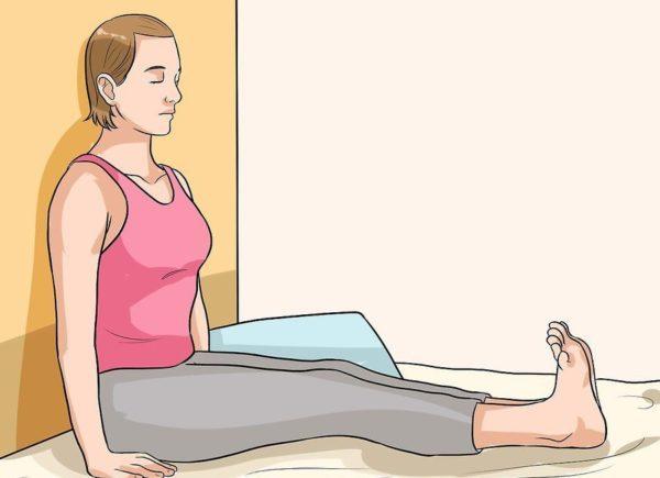 Сохраняйте вертикальное положение 2-3 часа после еды