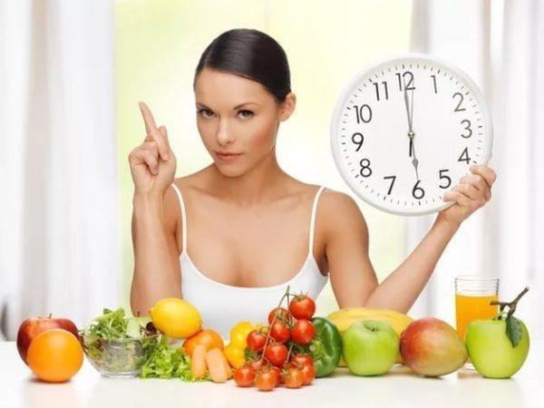 В лечении болезни помогают не только таблетки, но и правильно организованный пищевой режим