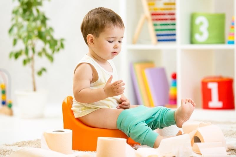 Стул ребенка: норма и патология