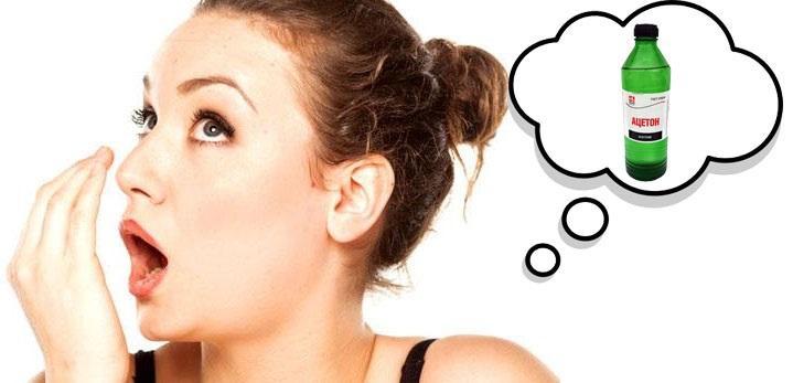 Запах изо рта причины при диабете