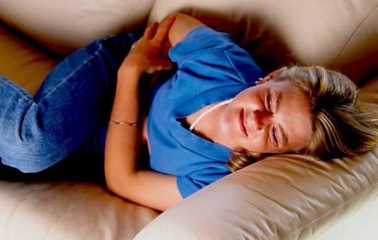 Малейшее движение или попытка сменить позу оборачиваются сильными болями