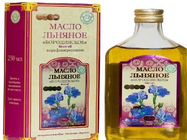 Внедрение масла семян льна в схему лечения гастрита произошло после успешного применения этого продукта при борьбе с онкологическими заболеваниями ЖКТ