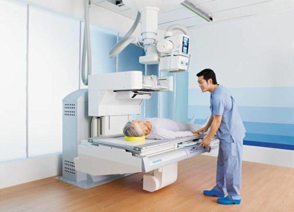 Рентгенография не представляет опасности для здоровья пациента при рациональном применении