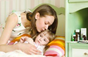 Своевременная грамотная помощь поставит ребёнка на ноги через несколько часов