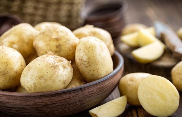 Картофельный сок уменьшает воспаление слизистой оболочки