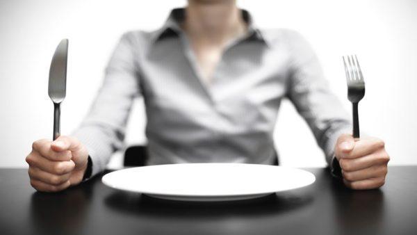 Голод и аппетит — диаметрально противоположные понятия