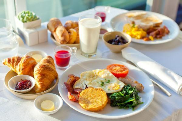 Развивайте полезные пищевые привычки