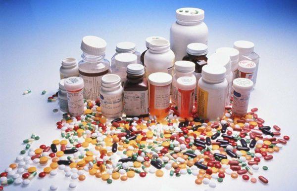 Некоторые препараты влияют на воспаление поджелудочной