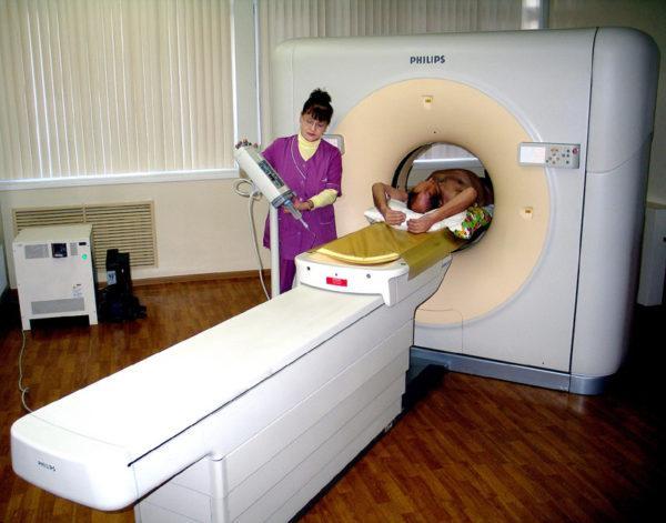 Как делают МРТ кишечника