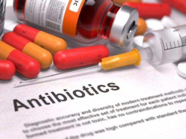 Неправильный прием антибиотиков - одна из возможных причин