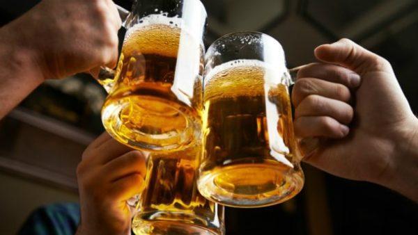 От алкоголя придется отказаться