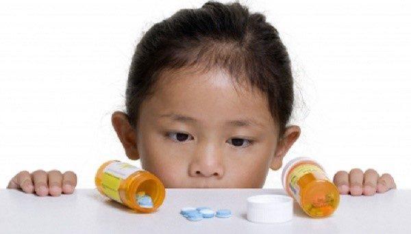 Препараты противоглистные для детей