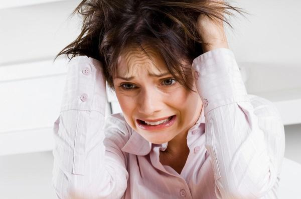 Стресс может стать причиной любого диспепсического расстройства