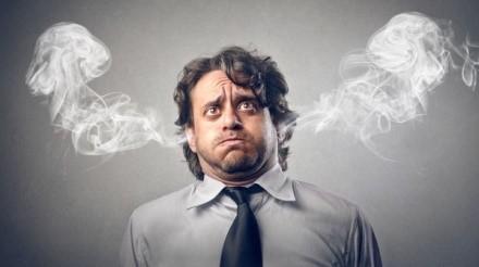 Стресс - неожиданная, но частая причины возникновения диареи