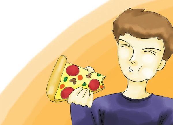 Тщательно пережевывайте еду