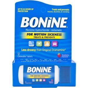 «Бонин», жевательные таблетки