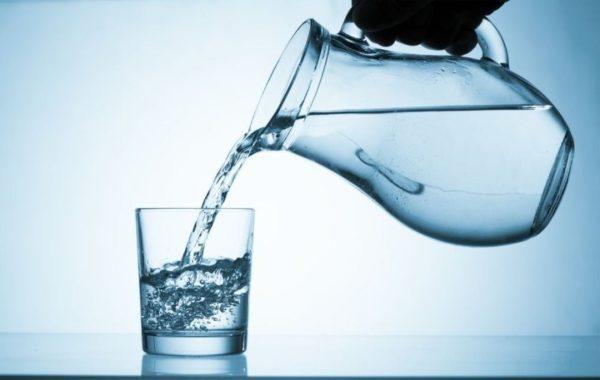 Обильное питье предотвратит обезвоживание