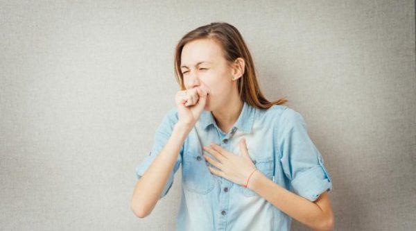 Сухой мучительный кашель