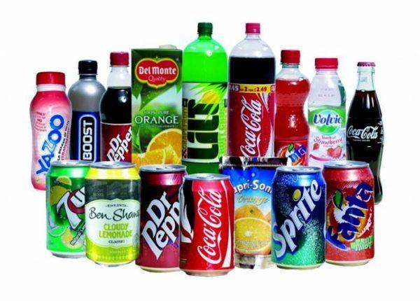 Газированные напитки провоцируют вздутие
