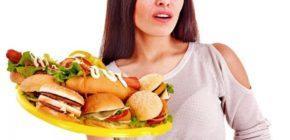 Тяжесть в животе после переедания