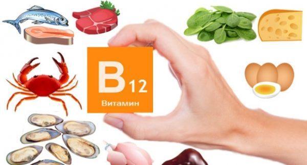 Во время атрофического гастрита развивается нехватка витамина В 12